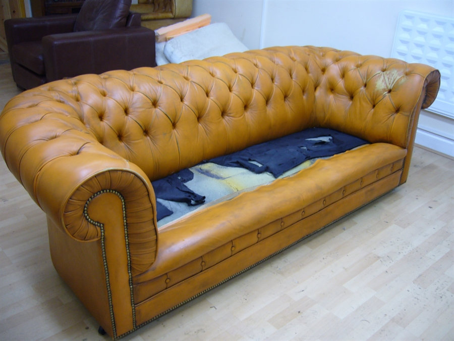 Replacement Chesterfield Cushions